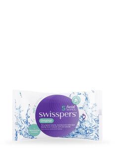 Original Facial Wipes 5 pack