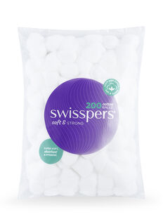 Cotton Wool Balls 200 pack