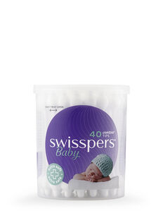 Baby Cotton Tips 40 pack
