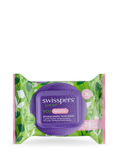 Eco Sensitive Biodegradable Facial Wipes 25 pack