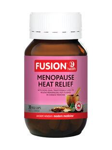 Menopause Heat Relief