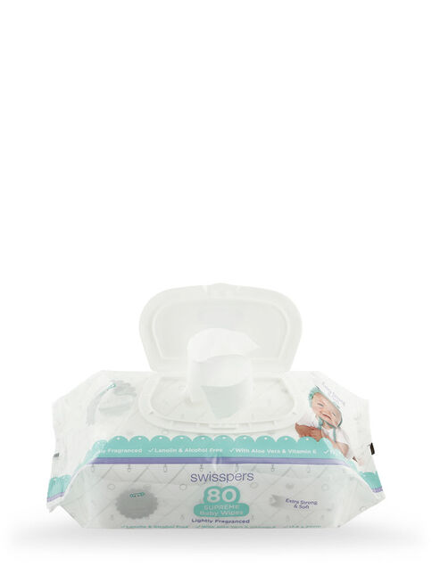 Baby Wipes 80 pack