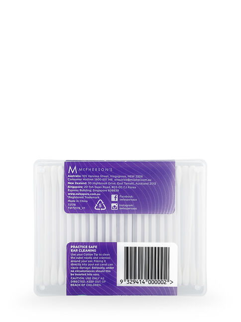 Cotton Tips 100 pack