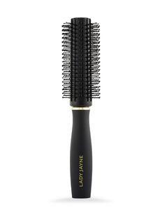 Medium Radial Plastic Bristles Brush