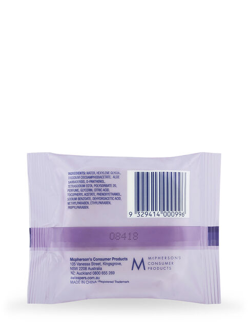 Eye Make-up Remover Pads 30 pack