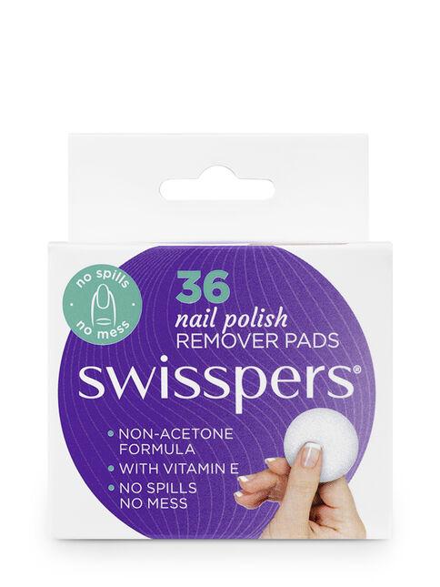 Nail Polish Remover Pads 36 pack