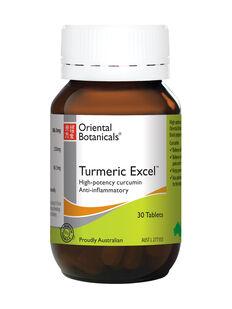 Turmeric Excel