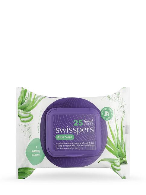 Aloe Facial Wipes 25 pack