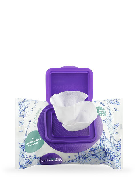 Original Facial Wipes 2x25 pack