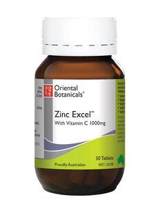 Zinc Excel