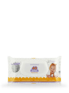 Baby Wipes 40 pack