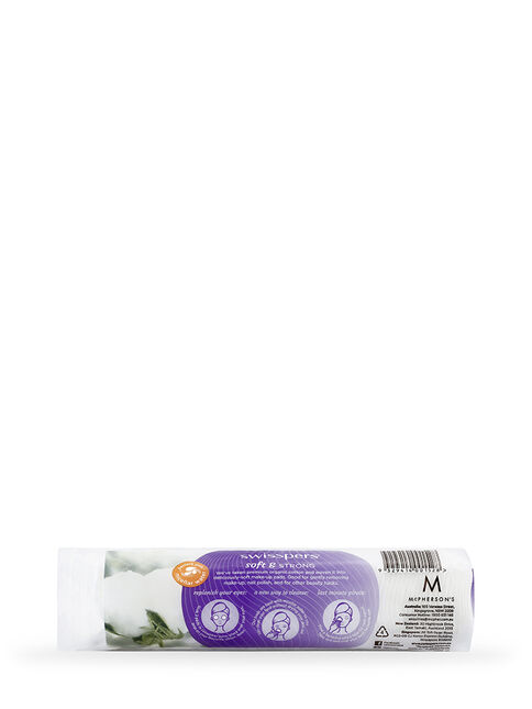 Organic Make-Up Pads 80 pack