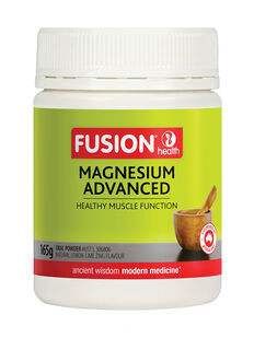 Magnesium Advanced Powder Lemon-Lime Zing