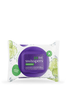 Cucumber Facial Wipes 25 pack
