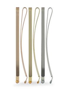 Large Metallic Slides - Pk 6