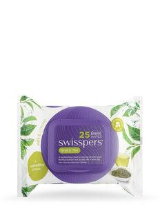 Green Tea Facial Wipes 25 pack