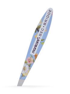 Limited Edition Mini Tweezers - Blue Floral